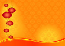 Dnia Nowego Roku chiński Tło ilustracja wektor