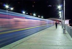Dnieper metrostation Arkivbilder