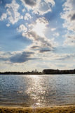 Dnieper River Stock Photography