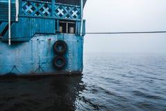 Dniepr的堤防 免版税库存图片