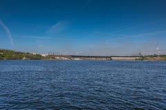 DnieproGES Стоковая Фотография RF