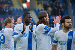 Dnipro players Stock Photos