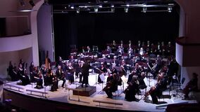 Dnipro symphony orchestra