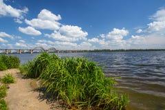 Dnipropetrovsk Foto de Stock Royalty Free