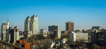 Dnipropetrovsk Imagenes de archivo