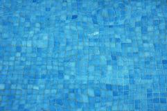 Dno pływacki basen Fotografia Stock