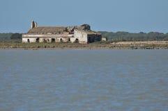 Doñana salino Imágenes de archivo libres de regalías
