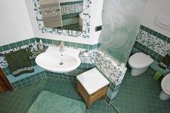 do łazienki Fotografia Stock