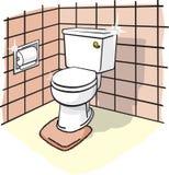 do łazienki Obraz Stock