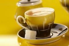 Do café vida ainda Fotografia de Stock Royalty Free