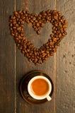 Do café vida ainda Foto de Stock