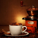 Do café vida ainda Imagens de Stock Royalty Free