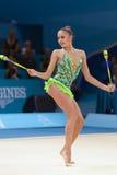 32do Campeonato del mundo de la gimnasia rítmica Fotografía de archivo