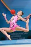 32do Campeonato del mundo de la gimnasia rítmica Imagen de archivo