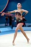 32do campeonato del mundo en gimnasia rítmica Imágenes de archivo libres de regalías