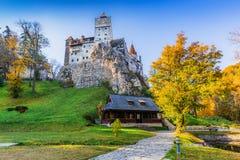 do centrum miasta brasov stary Romania obrazy stock