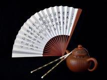 Do chinês vida ainda - 2 Fotos de Stock Royalty Free