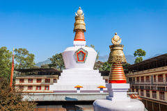 Do Drul Chorten Royalty Free Stock Photo
