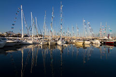 32do Estambul internacional Boatshow Imagenes de archivo