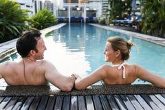 Do exercício da atividade da família vitalidade fora saudável foto de stock royalty free