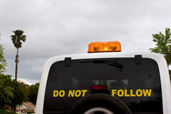 do follow not Στοκ εικόνα με δικαίωμα ελεύθερης χρήσης