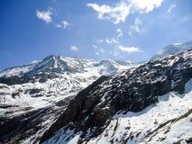 do góry śnieżne Fotografia Royalty Free