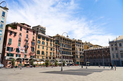 do genewy, Włochy Fotografia Stock