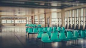 Do interior abandonado Fotos de Stock Royalty Free