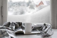 Do inverno vida acolhedor ainda imagens de stock royalty free