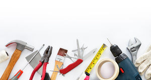 Do It Yourself Tools Royalty Free Stock Photos