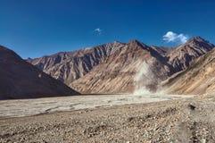 Do Karakul a Khorog Imagem de Stock Royalty Free