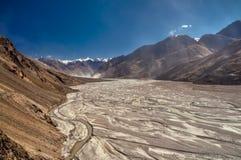 Do Karakul a Khorog Imagens de Stock Royalty Free