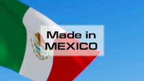 do Meksyku ilustracji