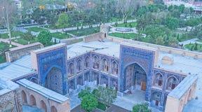 Do minarete Imagem de Stock