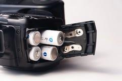 Do naładowania bateria Fotografia Stock