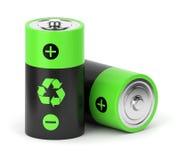 Do naładowania baterie Obrazy Stock