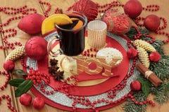 Do Natal cena da vida ainda Foto de Stock Royalty Free