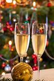 Do Natal composição da vida ainda Fotografia de Stock Royalty Free