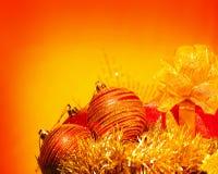 Do Natal do feriado vida ainda Fotografia de Stock
