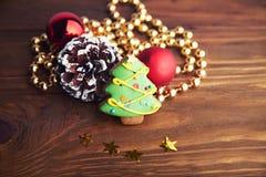 Do Natal do humor vida ainda Imagem de Stock Royalty Free