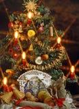 Do Natal vida ainda Foto de Stock