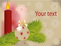 Do Natal vida ainda Imagens de Stock