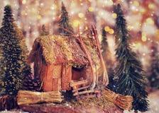 Do Natal vida bonita ainda Foto de Stock Royalty Free