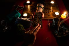 Fortune teller when predicting stock images