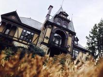 Do norte do estado mansão Imagem de Stock
