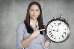 Do not be late Royalty Free Stock Images