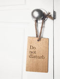 Do not disturb Stock Images