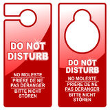 Do not disturb Royalty Free Stock Images