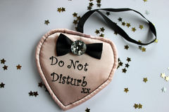 Do not disturb note Royalty Free Stock Image