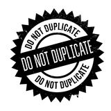 Do not duplicate stamp. Grunge design with dust scratches. Effects can be easily removed for a clean, crisp look. Color is easily changed Stock Image
